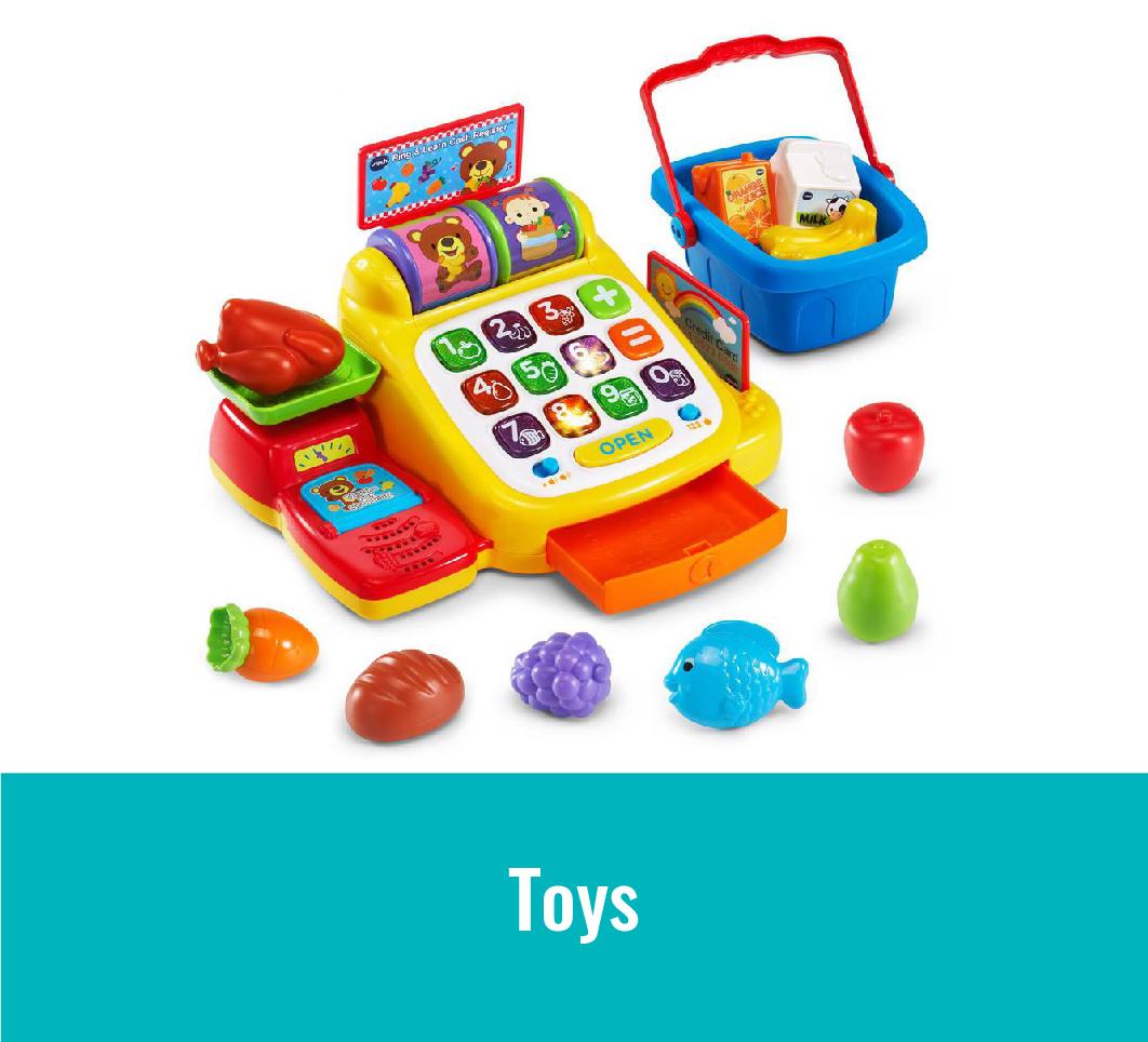 New Born Toys