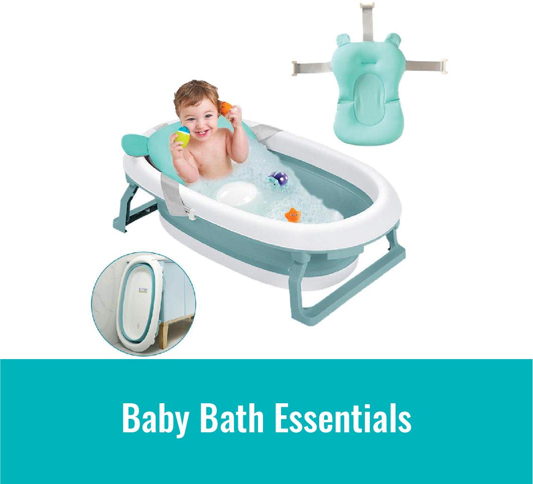 Baby Bath Essentials