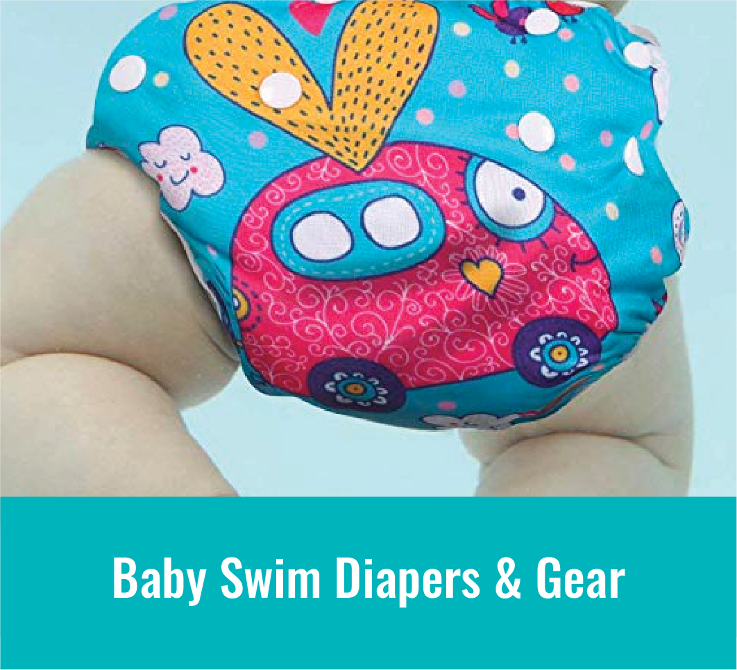 Baby Swim Diapers & Gear