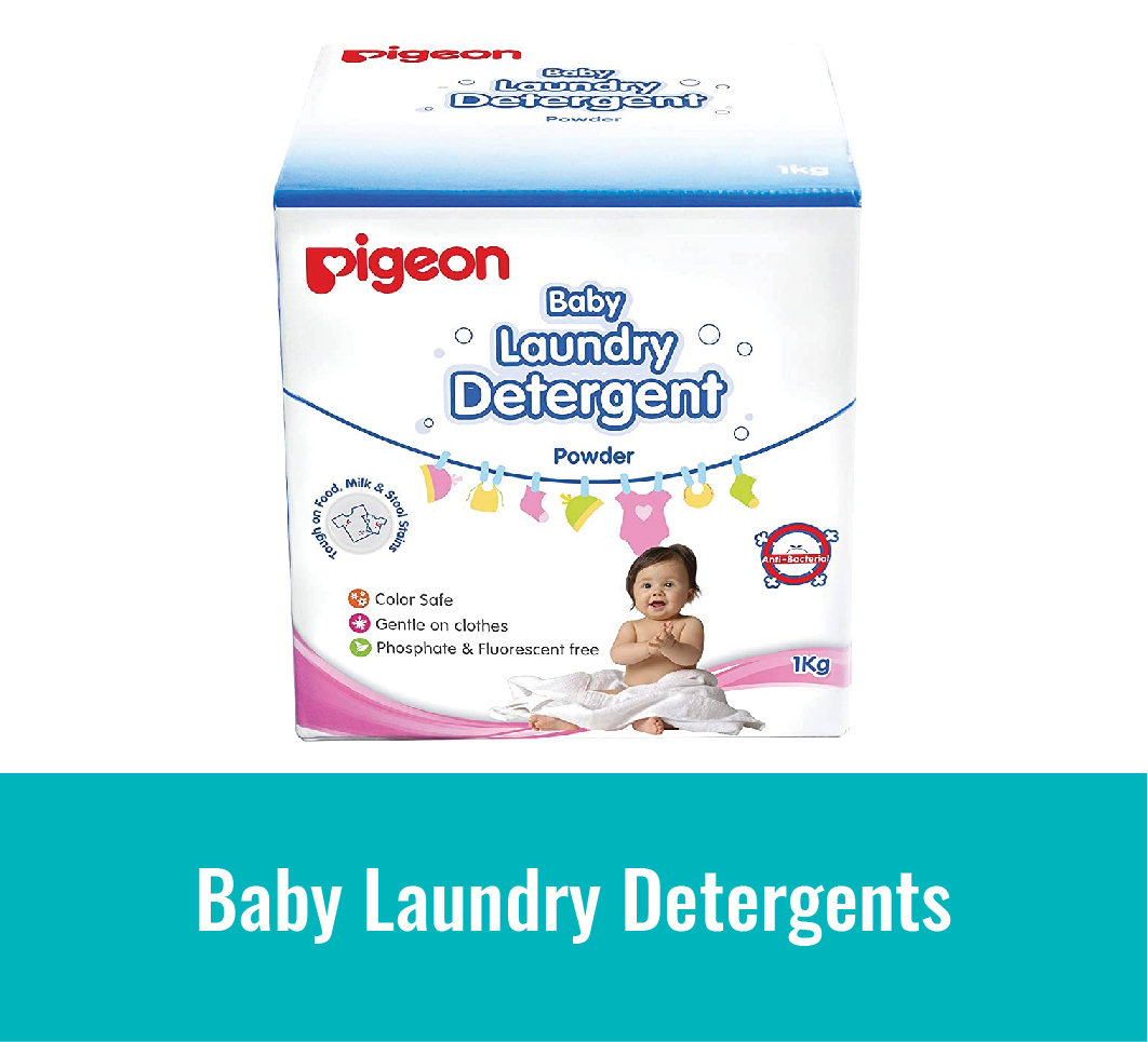 Baby Laundry Detergents