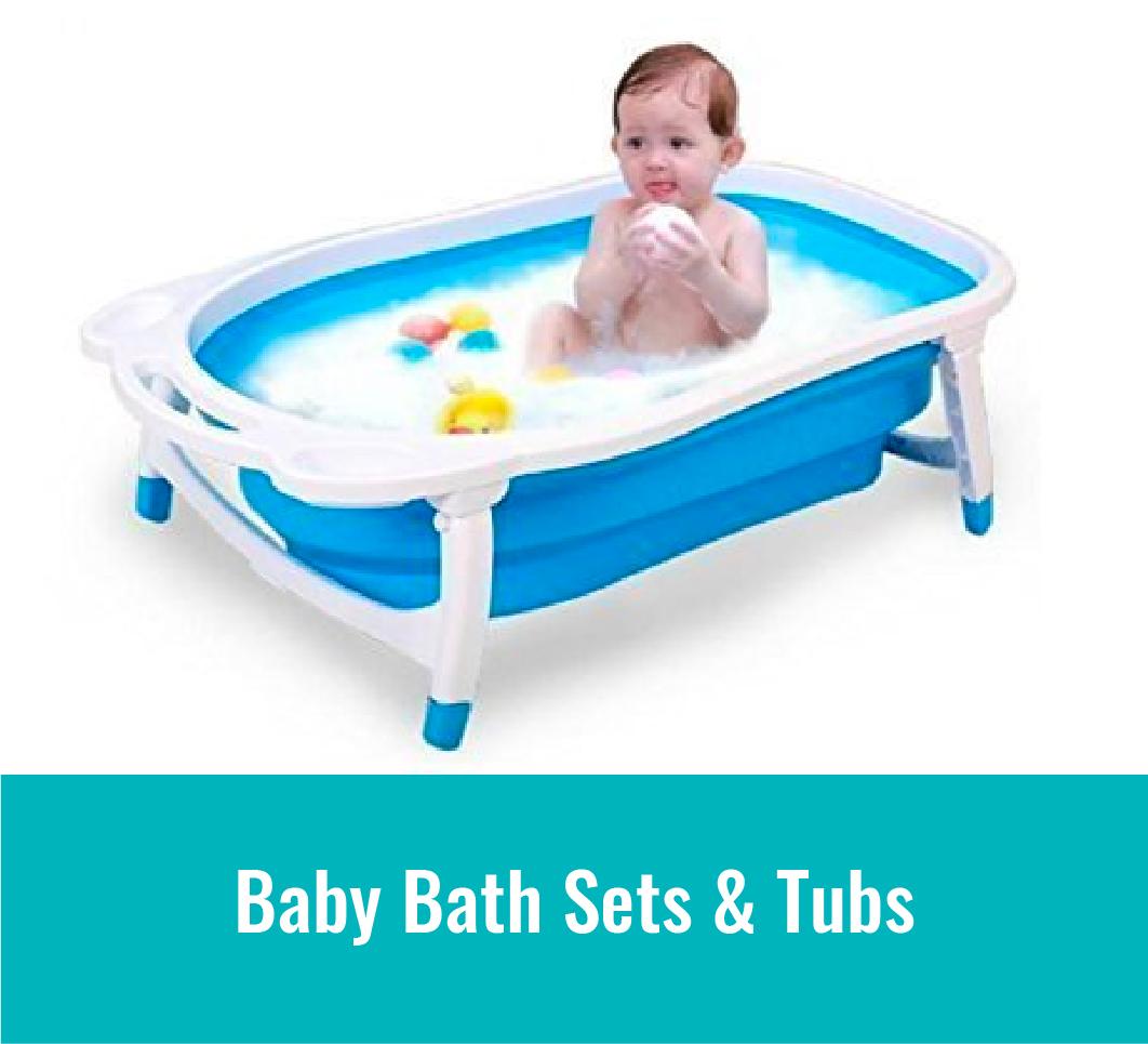Baby Bath Seats & Tubs