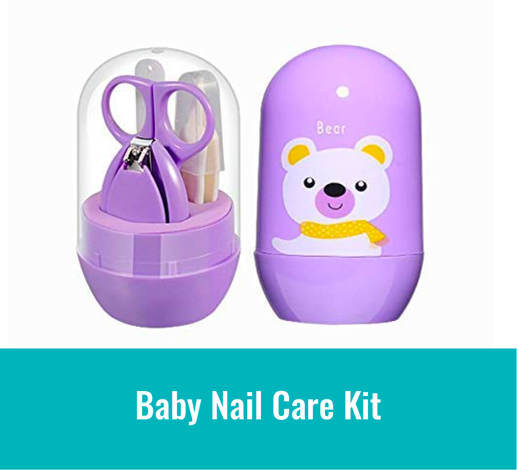 Baby Nail Care Kit