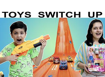 Summer Toy List
