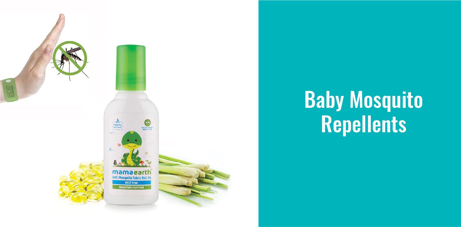 Baby Mosquito Repellents & More