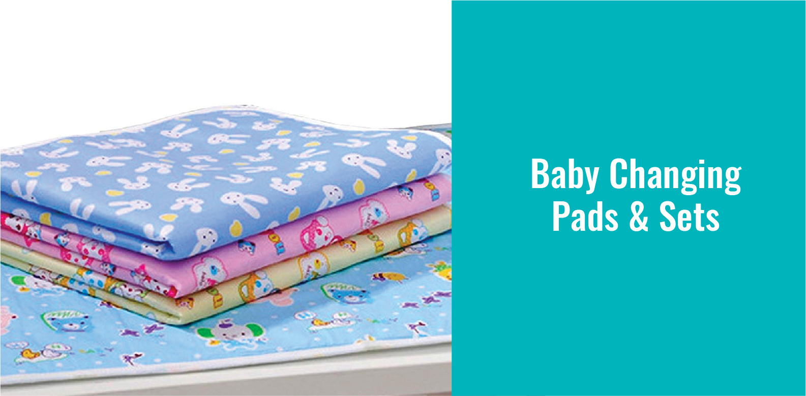 Baby Changing Pads & Sets