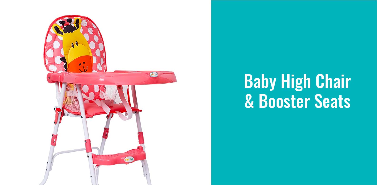 Baby High Chairs & Booster Seats