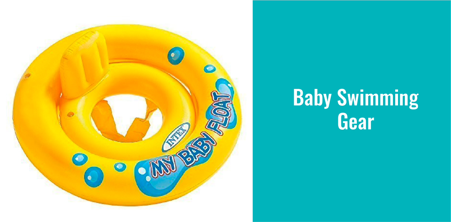 Baby Swimming Gear