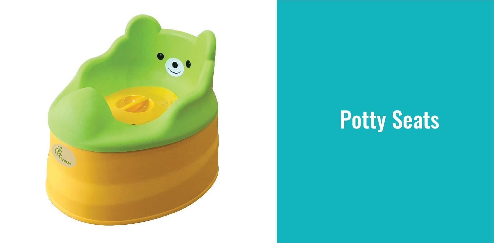 Baby Potty Seats & Bathroom Accessories